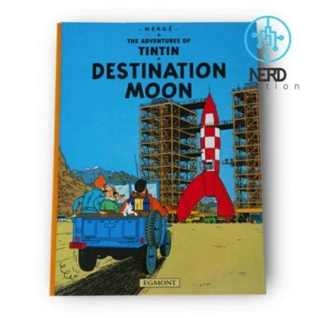 خرید کتاب هدف کره ماه