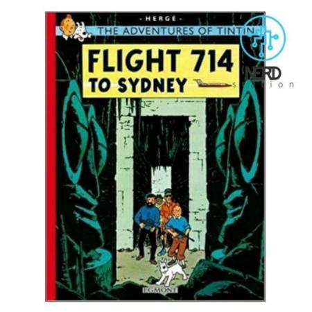 خرید کتاب پرواز ۷۱۴ به سیدنی