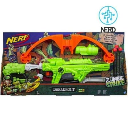 خرید تیر و کمان نرف مدل Zombie Strike Dreadbolt