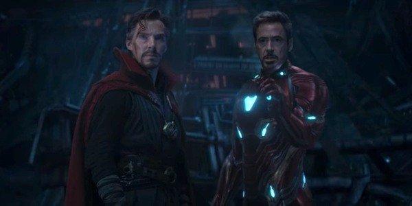 حذف تصویر مرد آهنی در Avengers