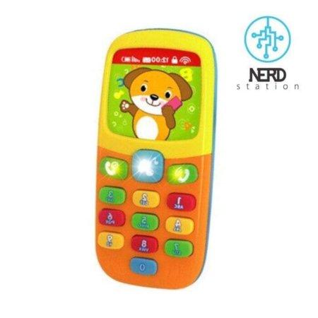 خرید تلفن شاد سخنگو Happy Talker Play Phone
