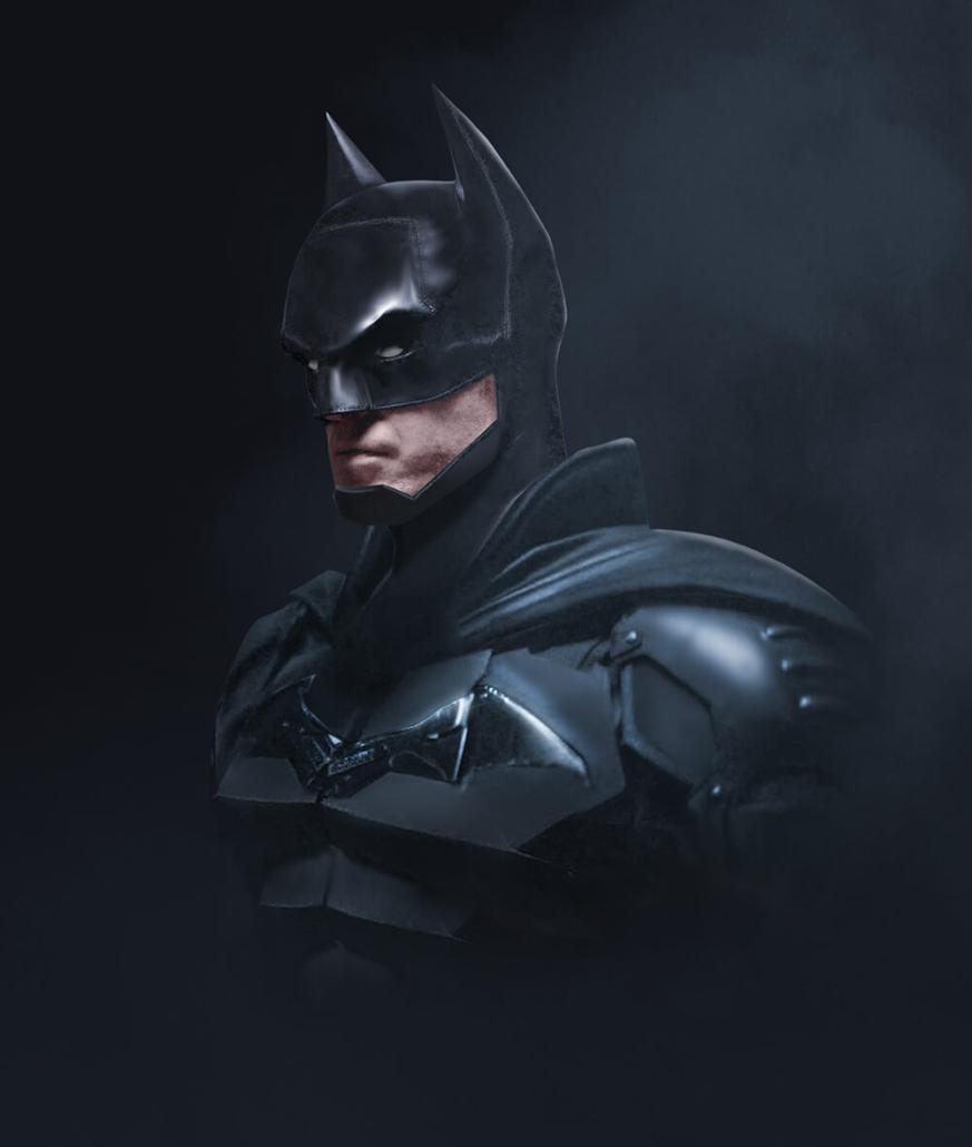 اسپین اف the batman