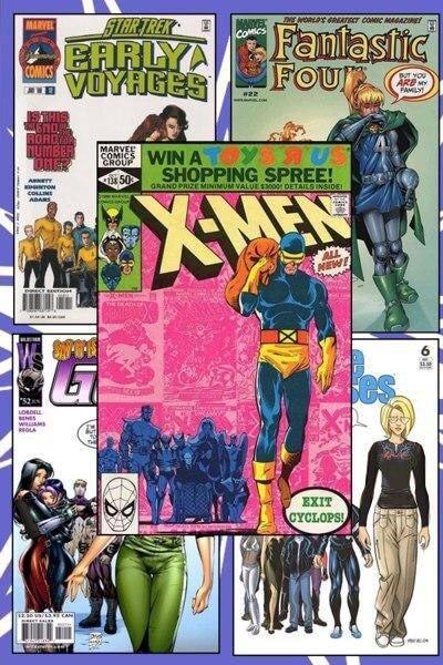 کمیک Uncanny X-men
