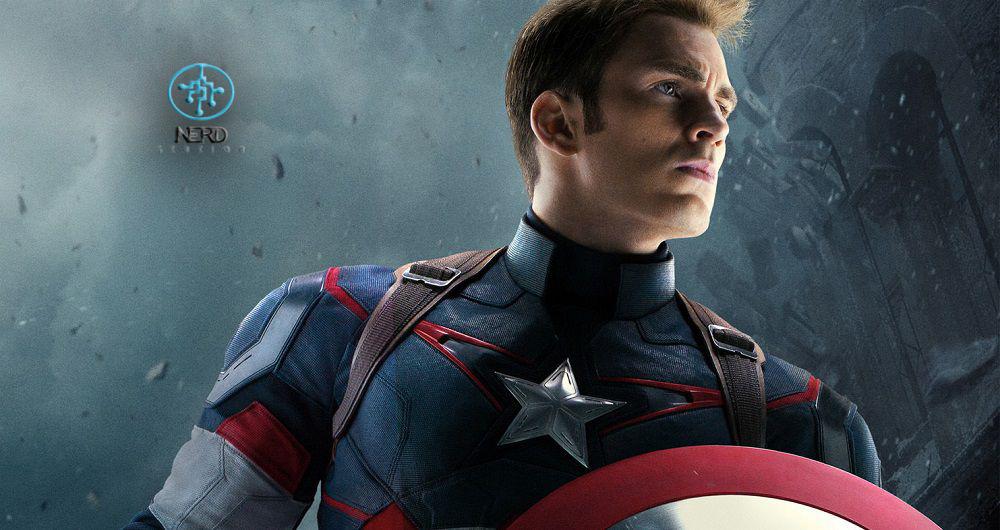 کاپیتان آمریکا و استدیو مارول