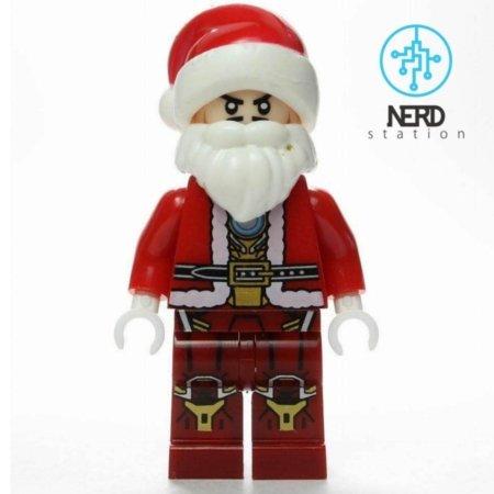 خرید شخصیت آیرون من بابانوئل ، مینی فیگور های کمیاب