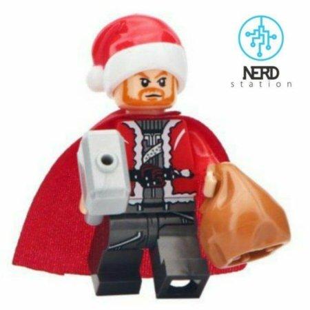 خرید شخصیت ثور بابانوئل ، مینی فیگور های کمیاب