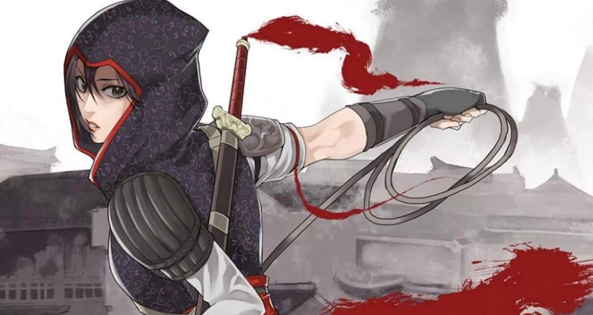مانگا Assassin's Creed Blade of Shao Jun