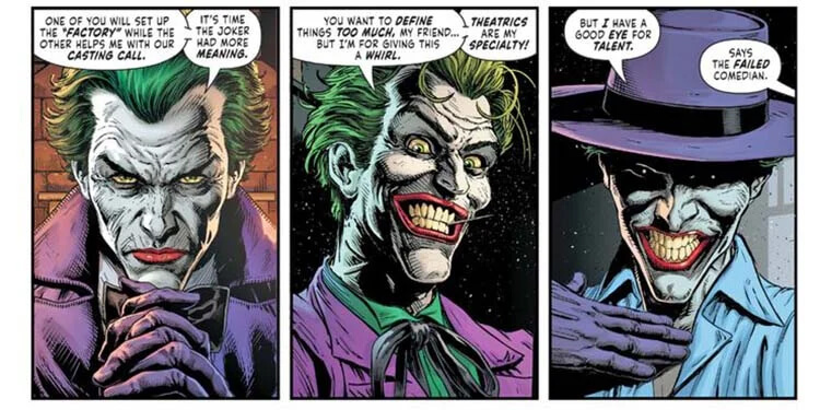 قسمت اول batman three jokers