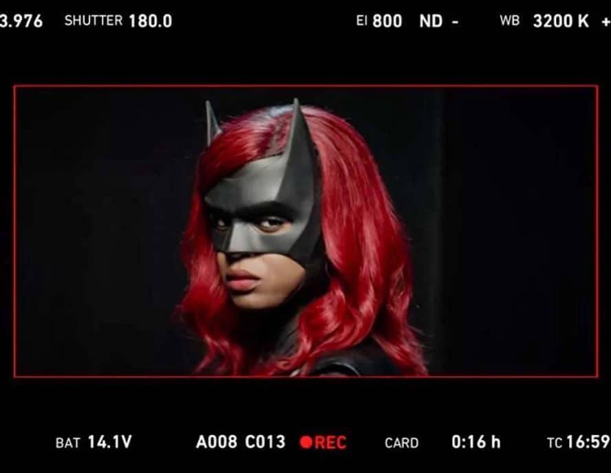 فصل دوم سریال batwoman