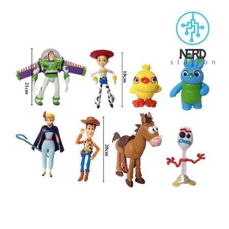 خرید مجموعه فیگور 8 عددی داستان اسباب بازی ها