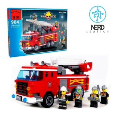 خرید لگوی ماشین آتش نشانی ۳ پله