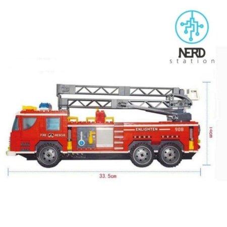 خرید لگوی ماشین آتش نشانی