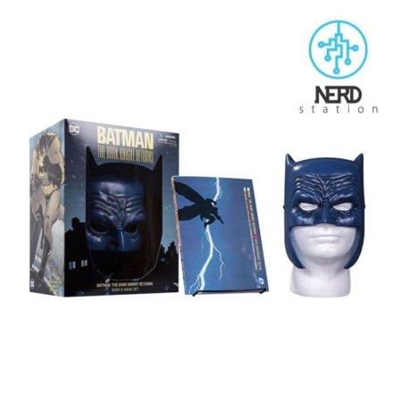 خرید کتاب و ماسک بتمن - بازگشت شوالیه تاریکی