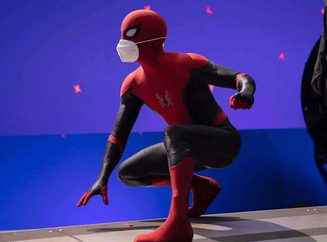 پشت صخنه فیلم spider man 3