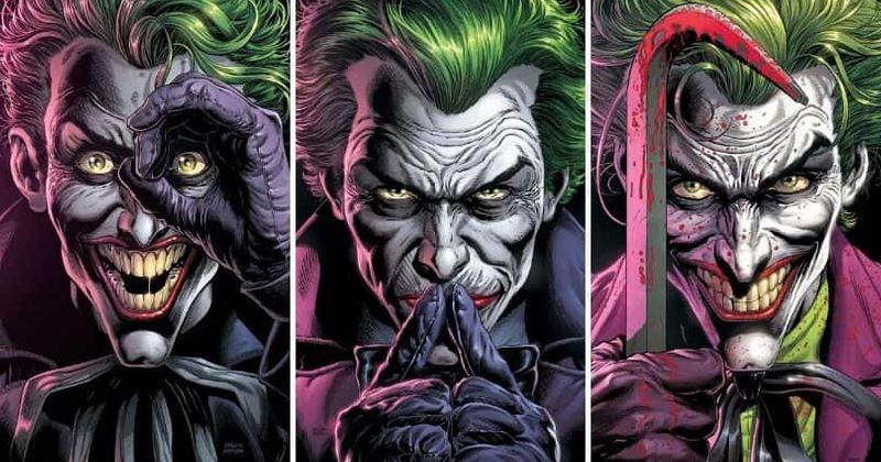 three jokers