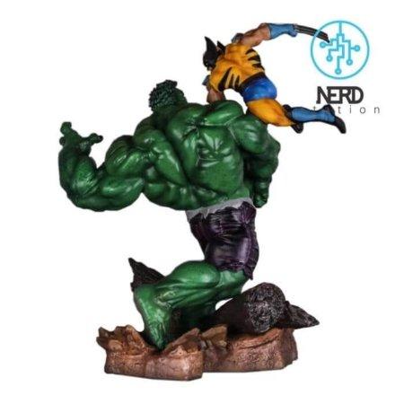 خرید مجسمه هالک علیه ولورین