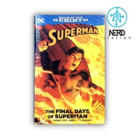 خرید کمیک سوپرمن آخرین روزهای سوپرمن