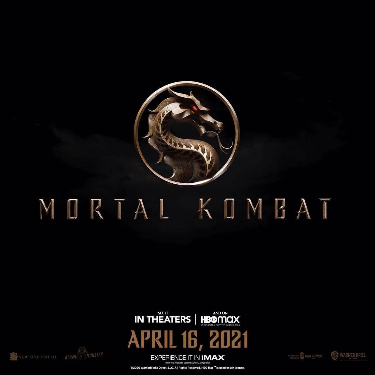 تاریخ اکران Mortal kombat