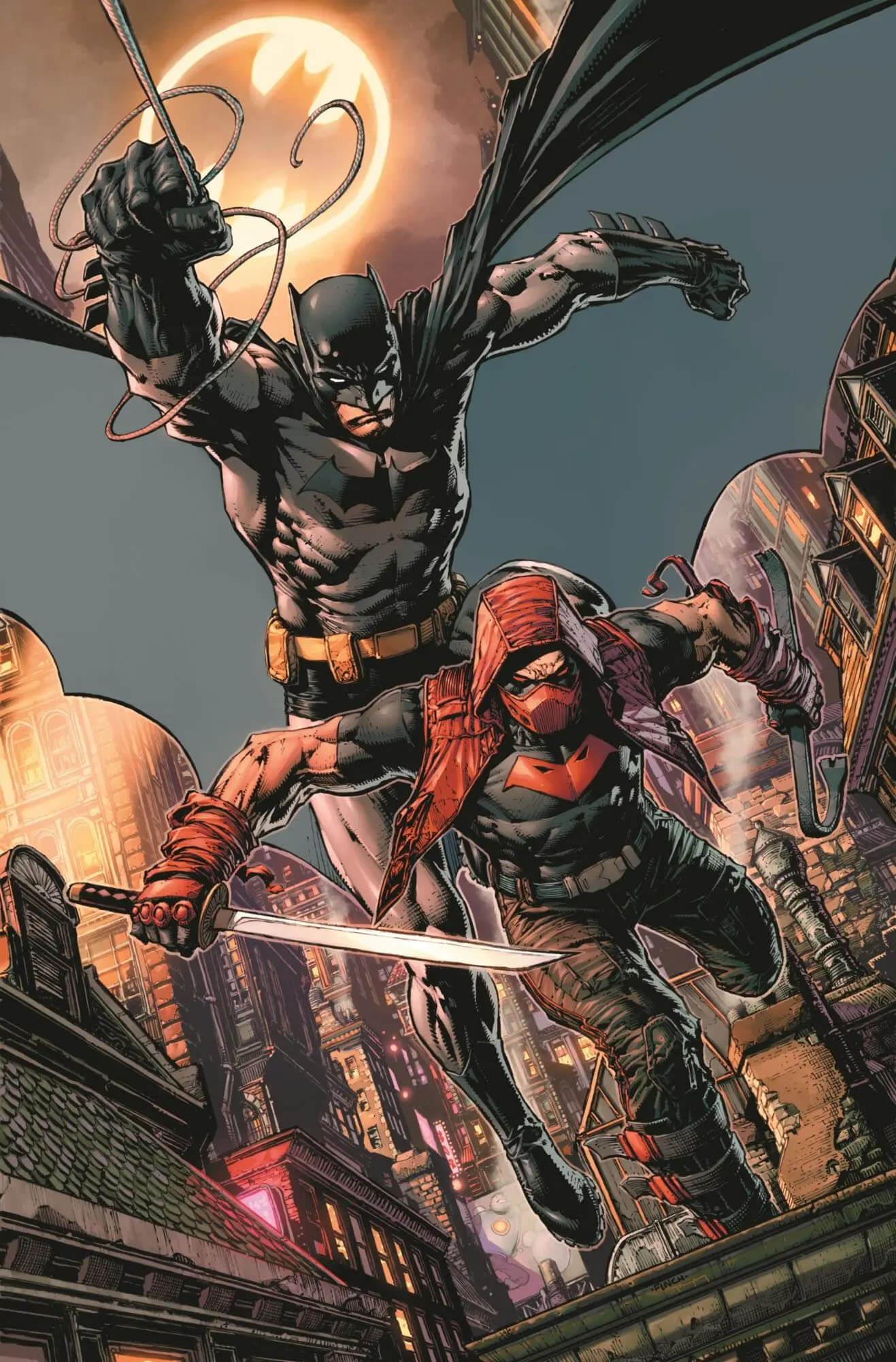 کتاب کمیک batman urban legends