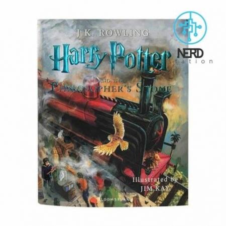 خرید کتاب مصور هری پاتر