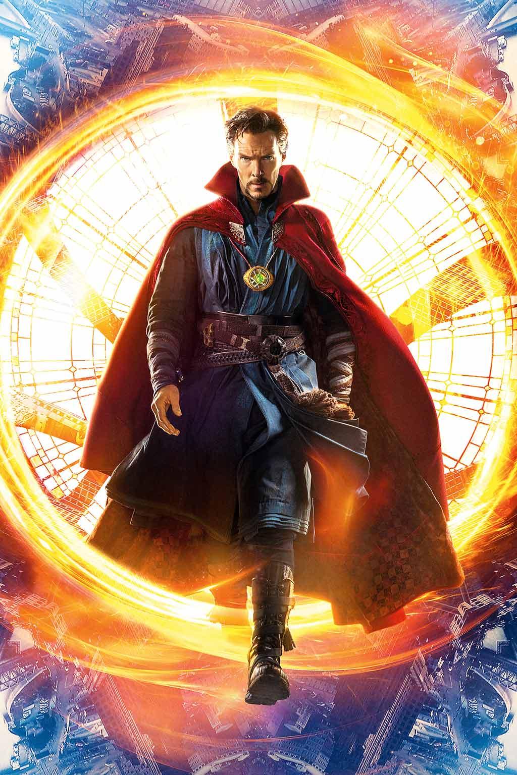 فیلمبرداری Doctor Strange in the Multiverse Of Madness