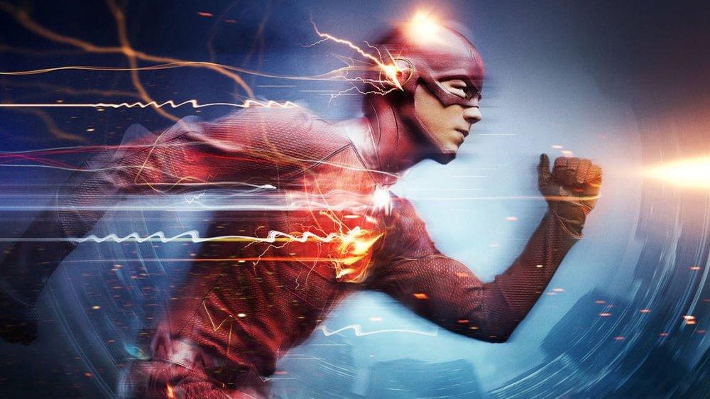 تاریخ فیلمبرداری The flash