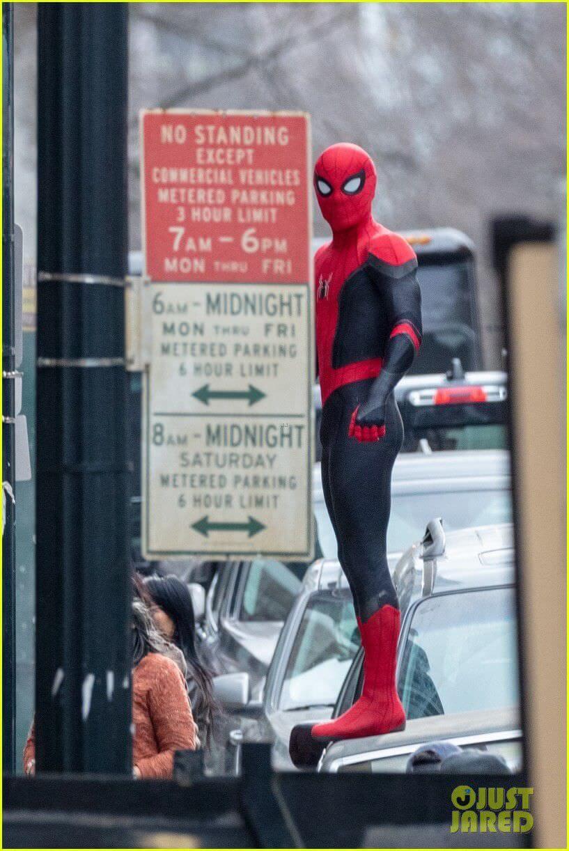 تصاویر جدید فیلم spider man 3