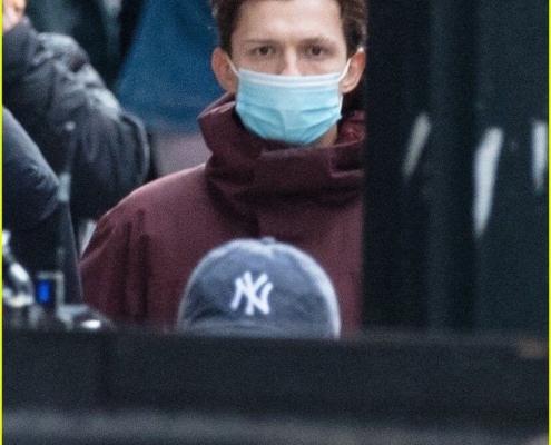 تصاویر جدید از پشت صحنه فیلم spider man 3