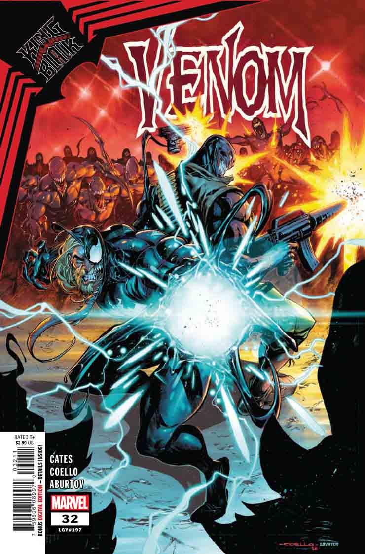 قسمت 32 کتاب کمیک Venom