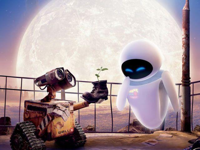 انیمیشن WALL-E