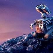 انیمیشن تخیلی WALL-E