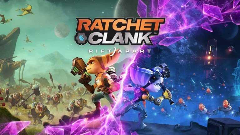 زمان عرضه بازی Ratchet and Clank