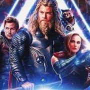 تصاویر و ویدیو ناتالی پورتمن در پشت صحنه فیلم Thor 4