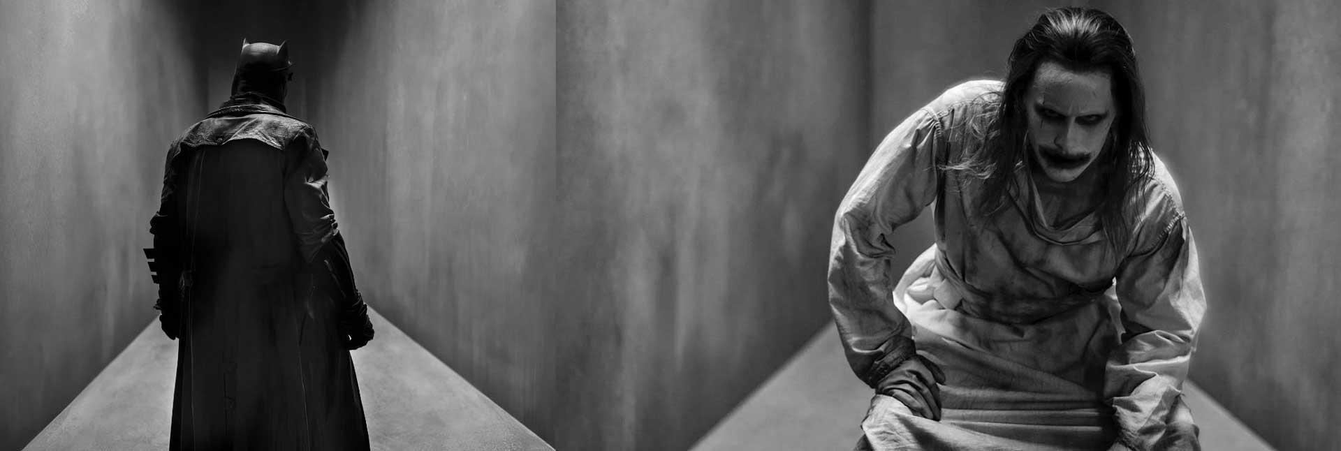 انتشار تصویری از نسخه سیاه و سفید فیلم Justice League و زک اسنایدر