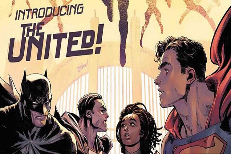 DC و معرفی تیم کهکشانی جدید برای Justice League