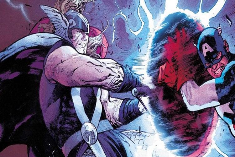 در قسمت جدید مجموعه Thor قرار است شاهد نبر کاپیتان آمریکا و ثور باشیم
