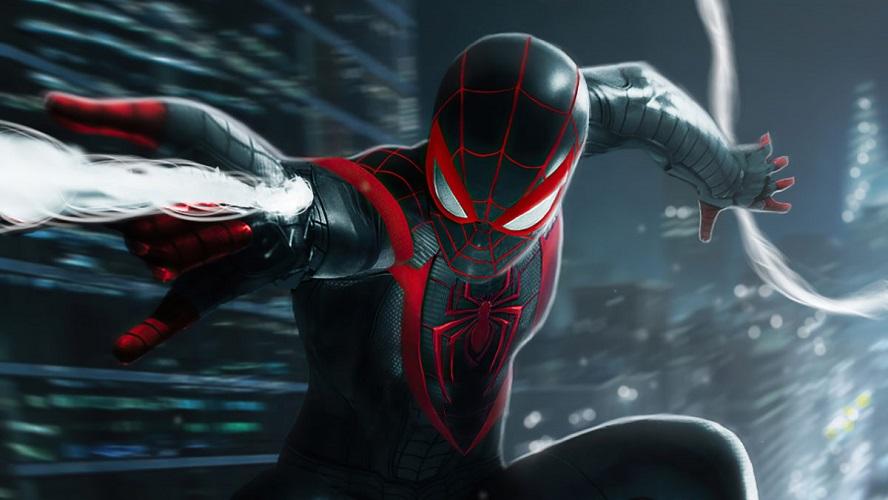 بازی Marvel's Spider-Man: Miles Morales پرفروش ترین بازی سونی سال 2020 بود