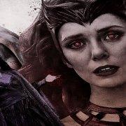 تصویر کانسپت جدید از سریال WandaVision منتشر شد