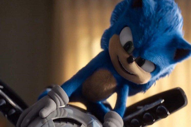 پایان فیلم برداری Sonic the Hedgehog 2