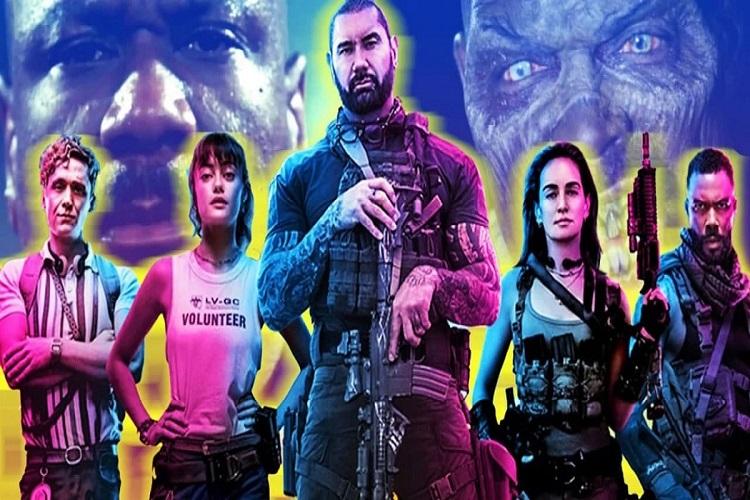 ایده های دیوانه وار زک اسنایدر برای فیلم Army of the Dead 2