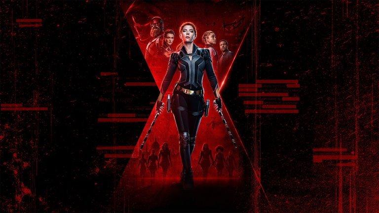 انتشار پوسترهای جدید فیلم Black Widow