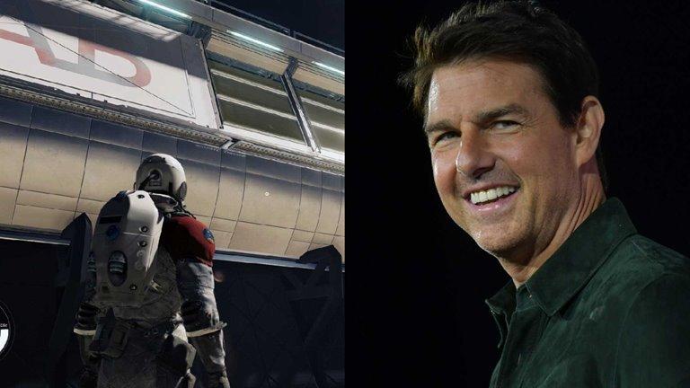حضور تام کروز در بازی Starfield شایعه یا واقعیت؟
