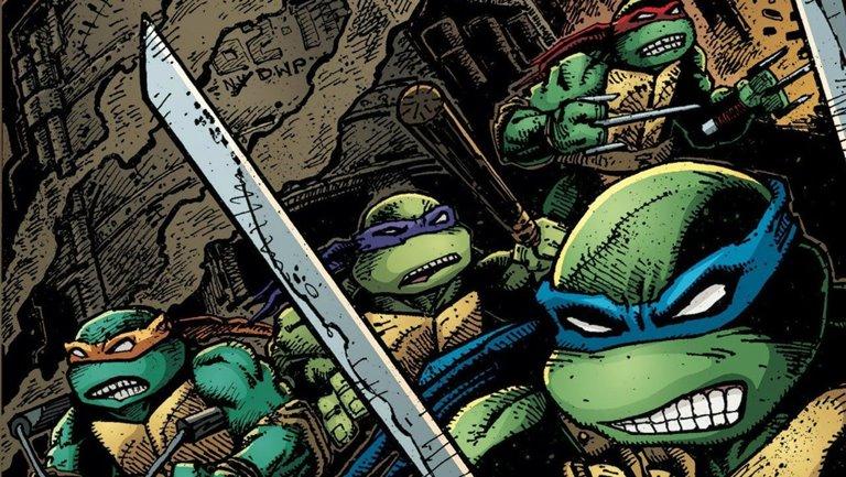 ریبوت انیمیشن لاکپشت های نینجا بزودی اکران می شود