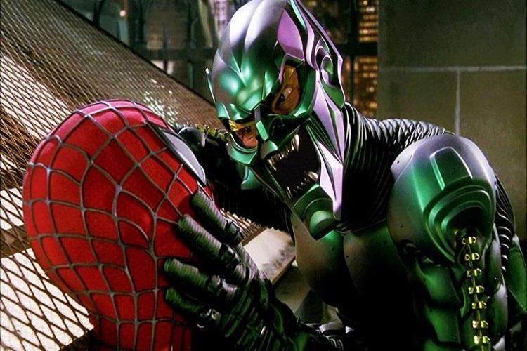 حضور ویلم دفو در مرد عنکبوتی 3