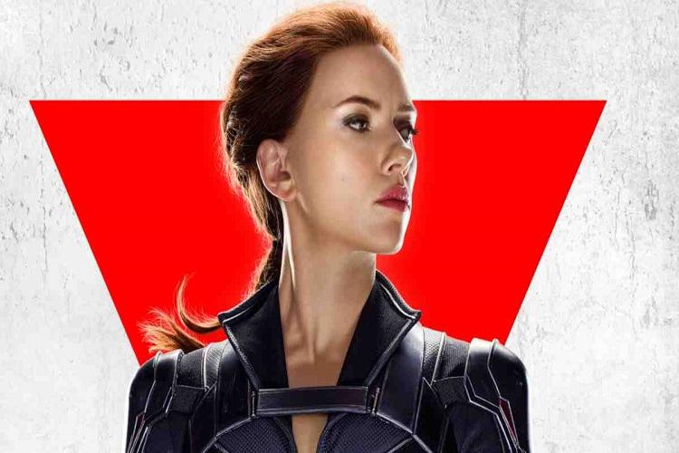 رکوردشکنی فیلم Black Widow در روز نخست اکران