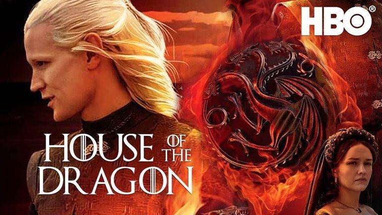 سریال House of the Dragon از سری تاج و تخت در دست ساخت است