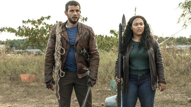 زمان پخش فصل دوم سریال The Walking Dead: World Beyond مشخص شد