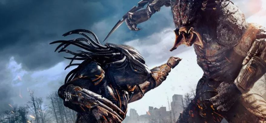آشکار شدن نام فیلم بعدی Predator