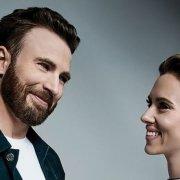 کریس ایوانز و اسکارلت جوهانسون در فیلم جدید همبازی شدند
