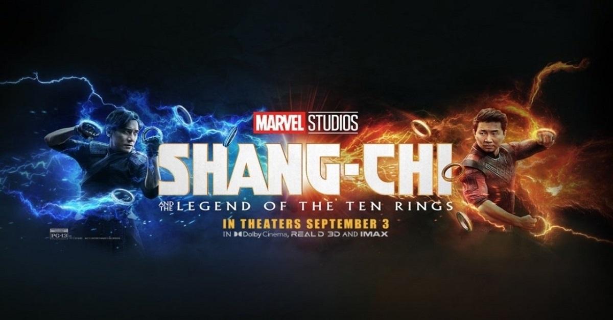 فیلم Shang-Chi را تنها در سینما می توان مشاهده کرد